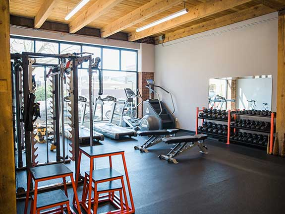 Precision Personal Training Space